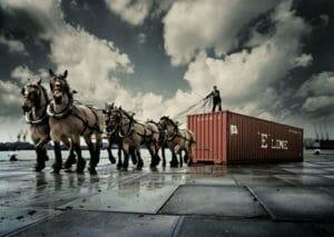 История развития грузовых перевозок